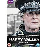 Happy valley Filmer Happy Valley - Series 1 & 2 [DVD] [2016]